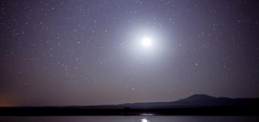 チリ北部の砂漠で撮影された夜空がすごい