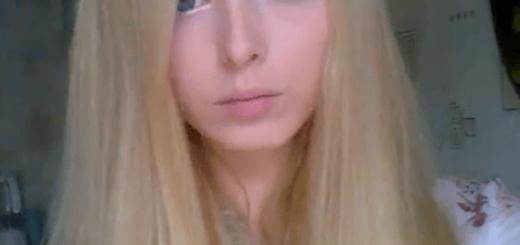 まるで人形…ウクライナの超絶美女