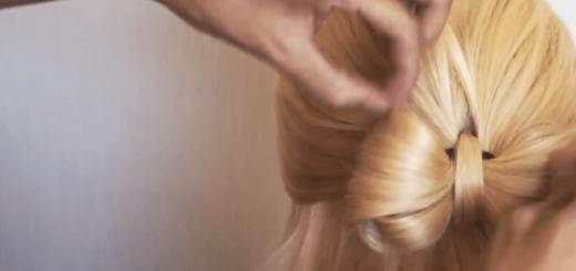 かっわいぃいぃ♡リボン型のハーフアップのヘアアレンジ方法♪