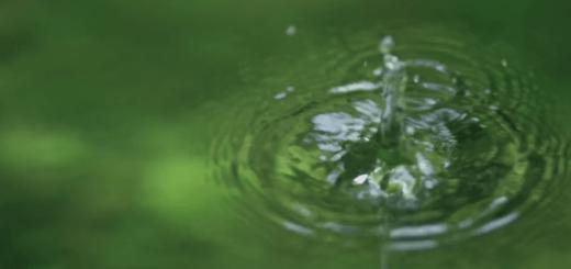 水の音だけで作成された「パッヘルベルのカノン」が素敵すぎる