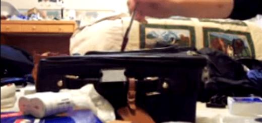 旅行に連れて行きたい!スーツケースの中に潜むカワイイ「アレ」