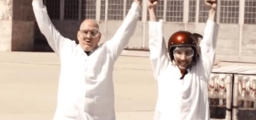 【驚愕】メントスとコーラをエネルギーにして走る車を開発したよ!