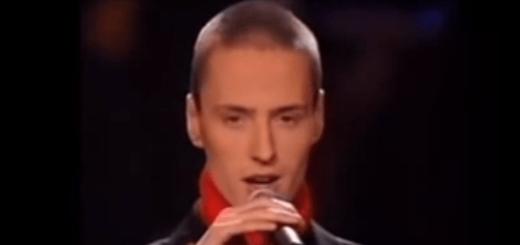 どこから声だしてるの!?男性の歌声が衝撃的すぎて一度聞いたら忘れられない…