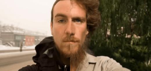 一年かけて中国大陸を徒歩で横断した男性の衝撃ビフォー・アフター