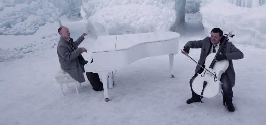チェロとピアノで奏でられるアナと雪の女王の「Let It Go」1300万回超え再生の神演奏
