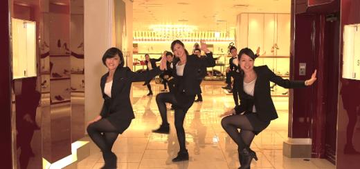 恋チュンの次はコレ?歌って踊る伊勢丹の公式ソング「ISETAN-TAN-TAN」