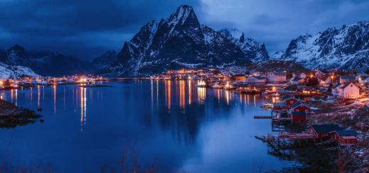 欧州30カ国の風景の美しさがまるで実際に訪れているような迫力