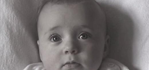 この赤ちゃんが成長するとどんな大人になると思う?