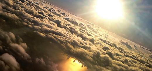 """飛行機では絶対に""""窓側に座るべきだ!""""と思ってしまう絶景写真10選"""