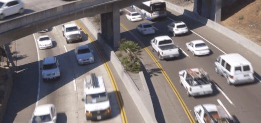 高速道路を走る車を色別に分けたらこんな結果になった!