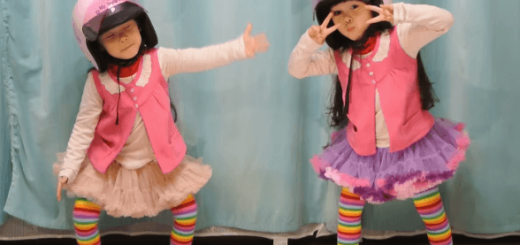 youtubeで大ブレークの双子ユニット「左左右右」のダンスがゆるカワイイ