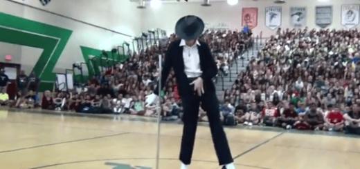 わずか3日で再生数1000万回超え!ふつうの高校生が踊るマイケルジャクソンのダンスがクールすぎてシビれる