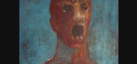 【閲覧注意】呪いの絵「もだえ苦しむ男」が生んだ怪奇現象