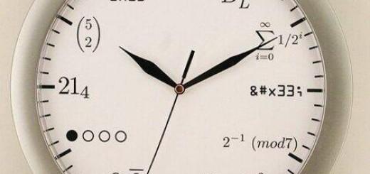 文系には全く意味がわからない時計が話題に