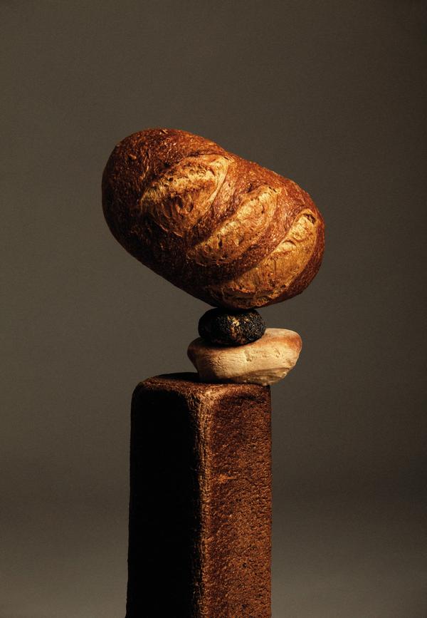パンがどれだけバランスに優れた食品であるかを証明する画像9選