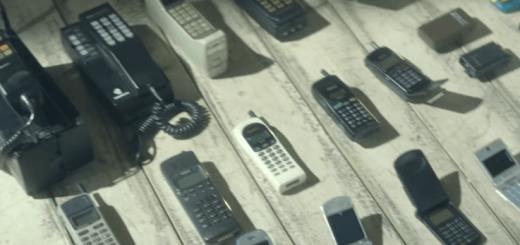 30年分の携帯の着信音を使って制作された音楽がシビれるほどクール!