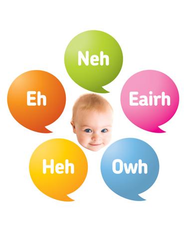 """【ママ必見】5種類の""""泣き声""""でわかる赤ちゃんのきもち"""