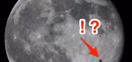 """まさかUFO!? 月の表面で超巨大な動く""""クレーター""""が発見される"""