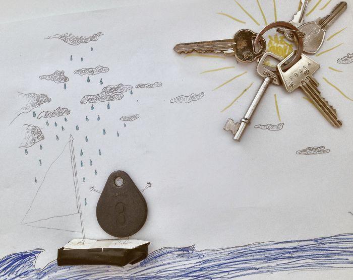 【発想の勝利】クリップやえんぴつの削りカスまで!アートに大変身した日用品19選
