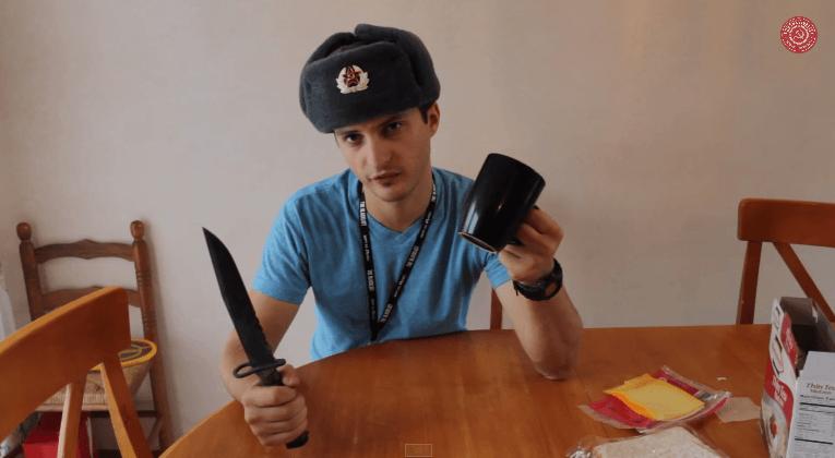 ロシア流!切れ味の落ちたナイフを身近なモノで復活させる3つの方法