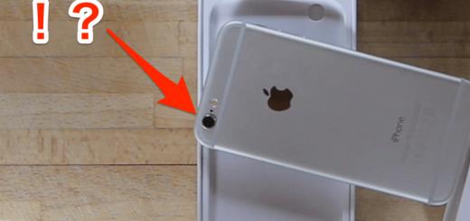 """iPhone 6の""""飛び出たカメラ""""を平らにする方法がワイルドすぎる"""