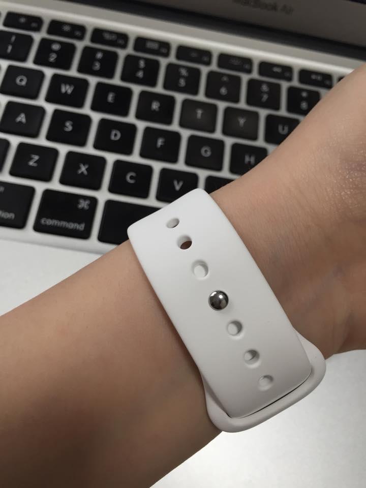Apple Watchのサイズ感は? 早速購入&着用してみた