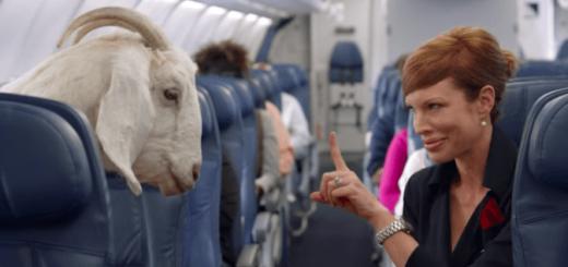 """デルタ航空による""""絶対に笑ってはいけない機内マナー"""""""